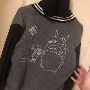 My Neighbor Totoro Varsity Jacket